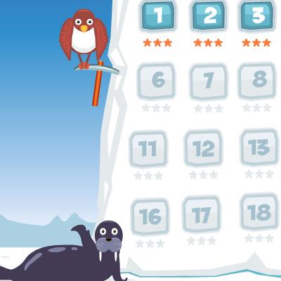 Гра Гармата: Порятунок Пінгвіна
