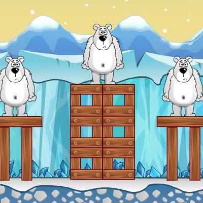 Гра Гармата: Захист для Пінгвінів