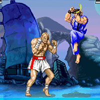 Гра Мортал комбат: Вуличний боєць 2