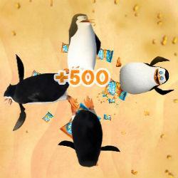 Гра Пінгвіни з Мадагаскару: Скайдавинг