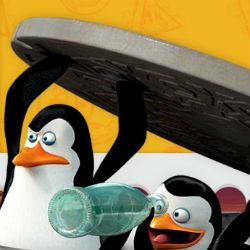 Гра Пінгвіни з Мадагаскару: Шпигуни