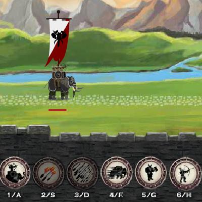 Тактична Гра: Бойові Слони