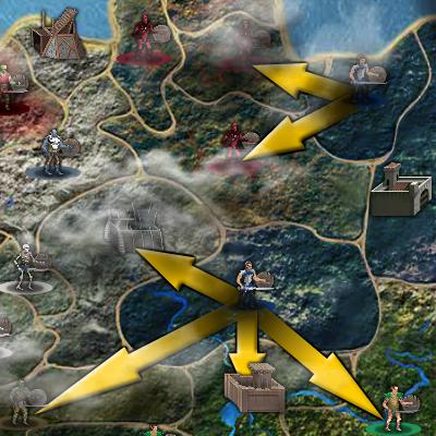 Тактична Гра 2: Повсталі Демони