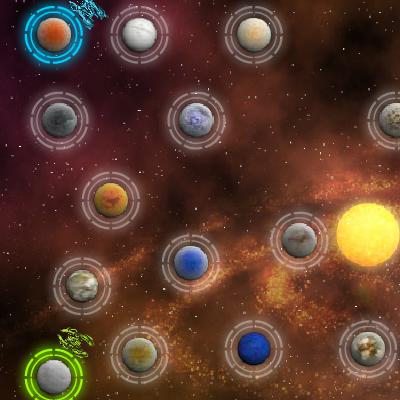 Тактична Гра в Космосі