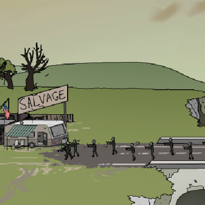 Тактична Гра: Зомбі Парк
