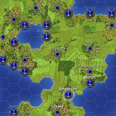 Тактична Гра: Імперія 6 Кутів