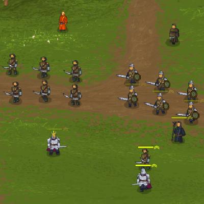 Тактична Гра: Королівська Битва