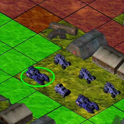 Тактична Гра: Ескадрони і Вежі