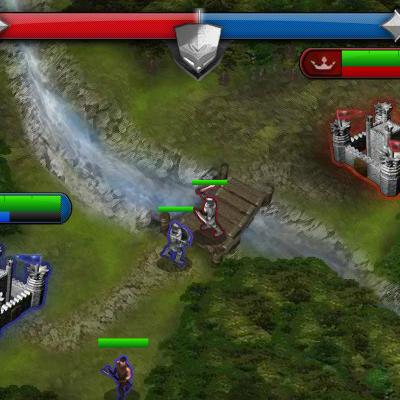 Тактична Гра: Війна Замків