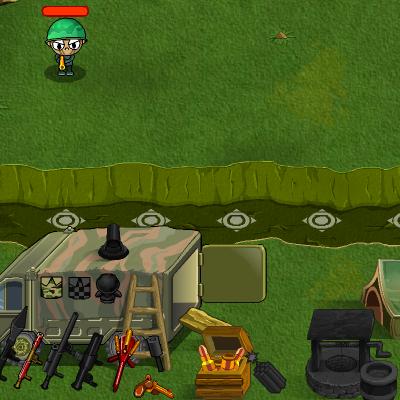 Тактична Гра: Іграшкові Воїни