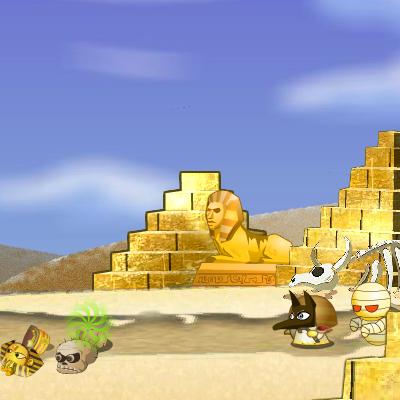 Тактична Гра: Захист Гробниці Фараона