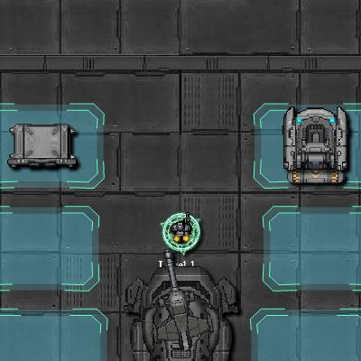 Тактична Гра: Космічна Стрілялка