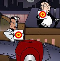 Гра Бетмен в кулачному тирі