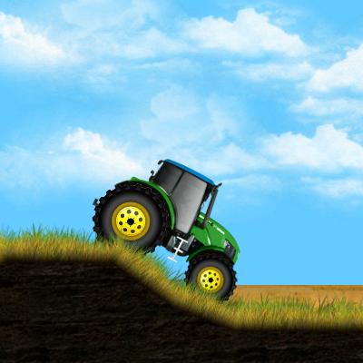 Гра Фермерський Трактор