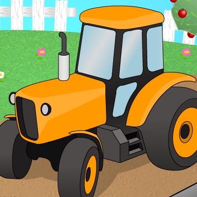 Гра Парковка Фермерського Трактора