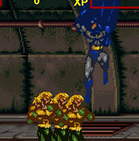 Гра Бетмен в підземеллі Готхема