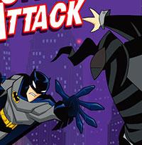 Гра Бетмен: атака парасольками