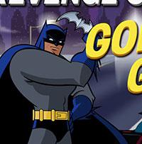 Гра Бетмен наздоганяє хитру горилу