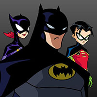 Онлайн гра Бетмен Влучний кидок