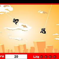 Онлайн гра Бетмен і Людина-Павук