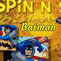 Онлайн гра Бетмен - Обертай та дізнавайся