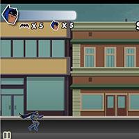 Онлайн гра Бетмен 2 - Гонитва в Готем Сіті