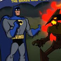 Онлайн гра Бетмен - Помста