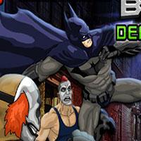 Онлайн гра Бетмен - Нічна втеча