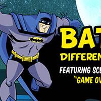 Онлайн гра Бетмен - Відмінності в коміксі